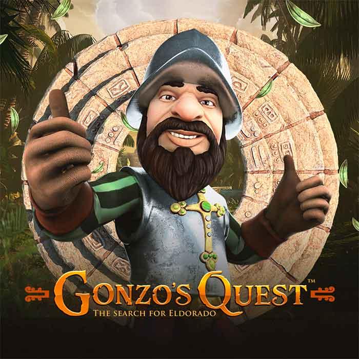 gonzo quest free slot