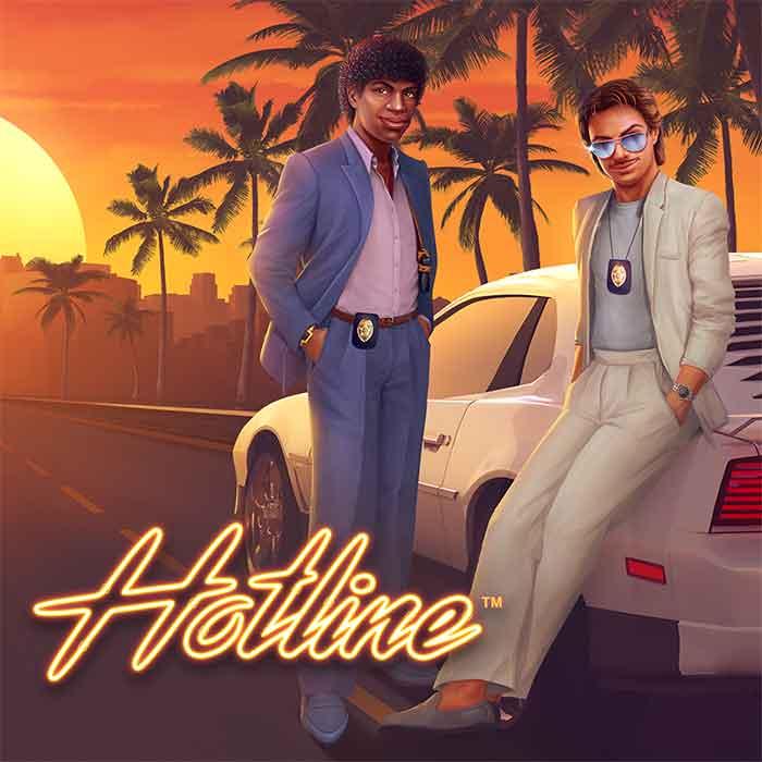 hotline slot free